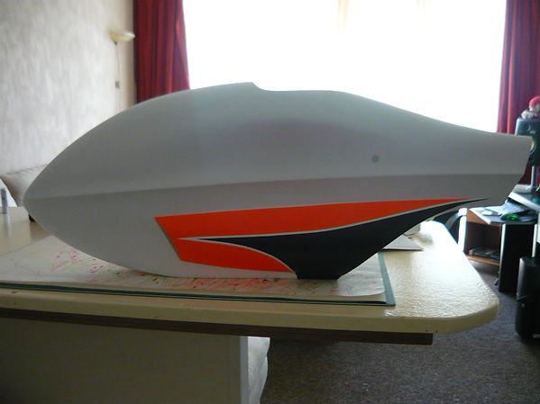airbrush rc helicopter body airbrushing airbrushed