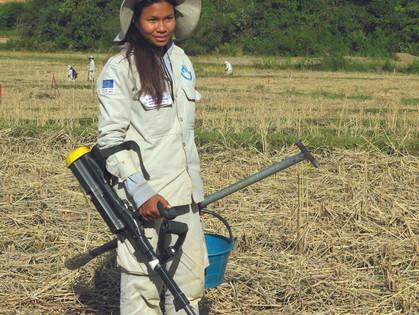 Oncha Phonethavon | Lao PDR