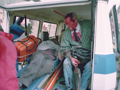 The bombing of Zagreb, 1995 | Croatia