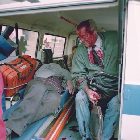The bombing of Zagreb, 1995   Croatia