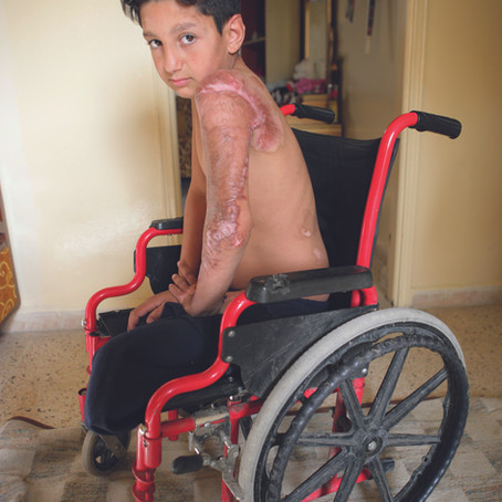 12-year old Muhammad   Lebanon