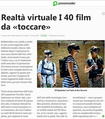 Corriere del Veneto, Padova e Rovigo