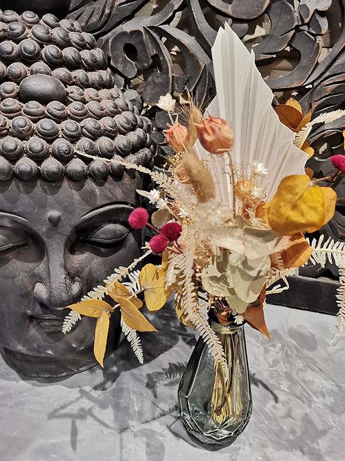 Bouquet de fleurs séchées Champs d'automne