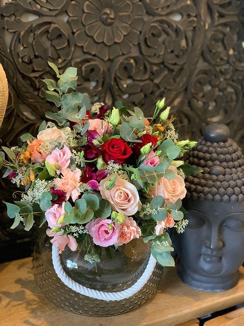Abonnement mensuel Bouquet de fleurs 1 MOIS