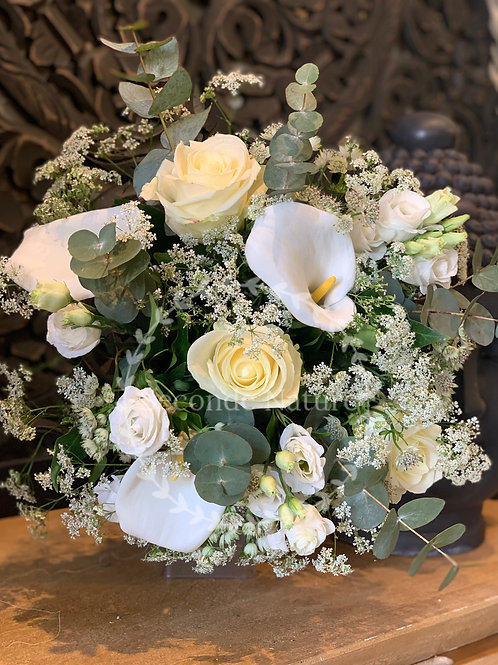 Bouquet Blanc- A partir de