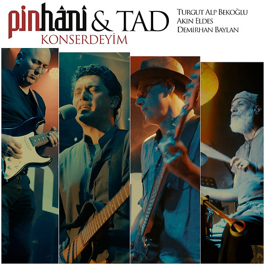 Pinhani & TAD - Konserdeyim