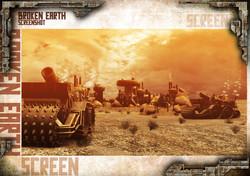 Broken Earth - Scène de jeu Miners 1
