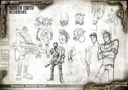 Broken Earth - Concept Art 2