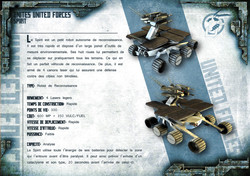 Broken Earth - Unités United Forces 5