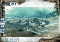Broken Earth - Scène de jeu United Forces 2