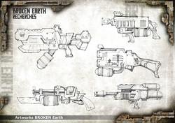 Broken Earth - Concept Art 3