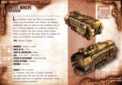 Broken Earth - Unités Miners 2