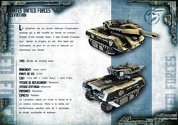 Broken Earth - Unités United Forces 4