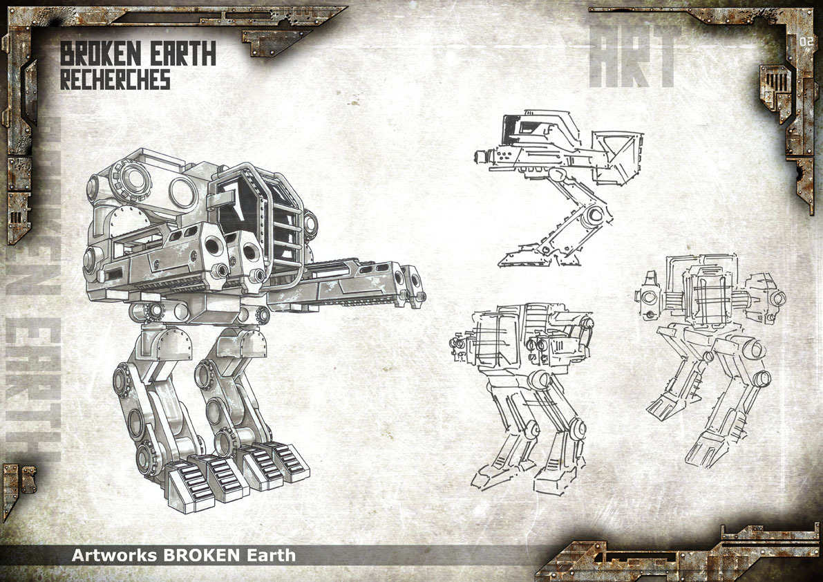 Broken Earth - Concept Art 8