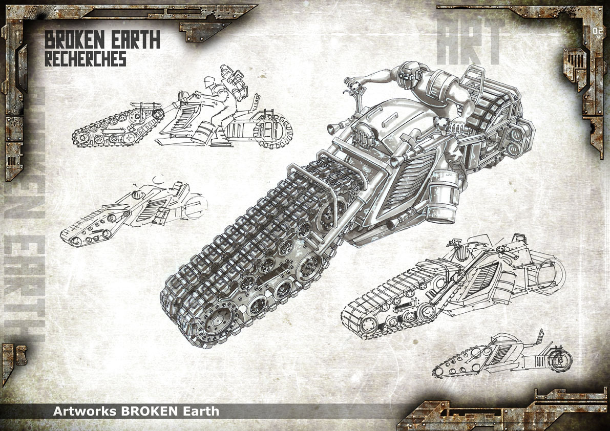 Broken Earth - Concept Art 11