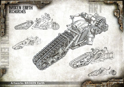 Broken Earth - Concept Art 11