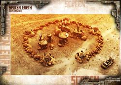 Broken Earth - Scène de jeu Miners 2