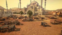 Grande mosquée Fujairah vue 3