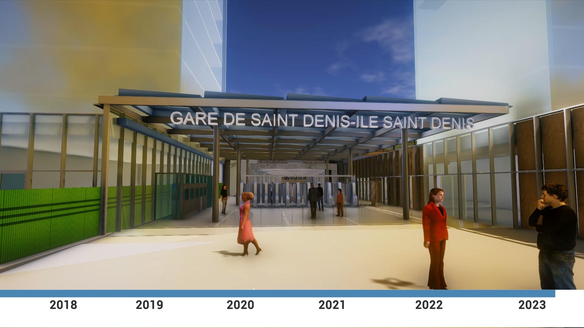 SNCF Chantier Saint-Denis 06