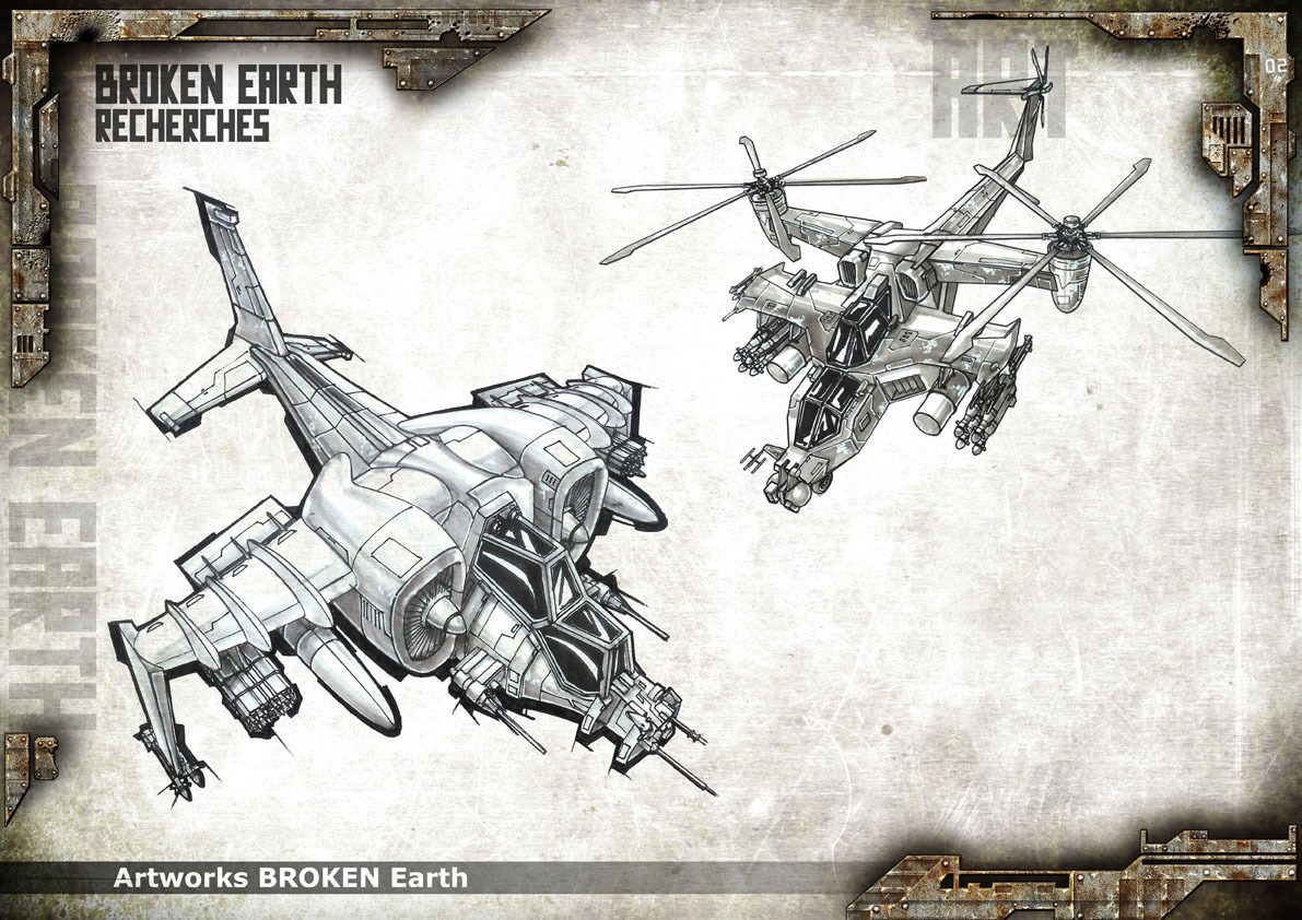 Broken Earth - Concept Art 7