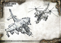 Broken Earth - Concept Art 7