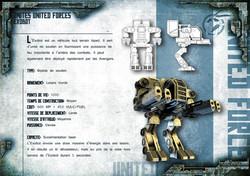 Broken Earth - Unités United Forces 2