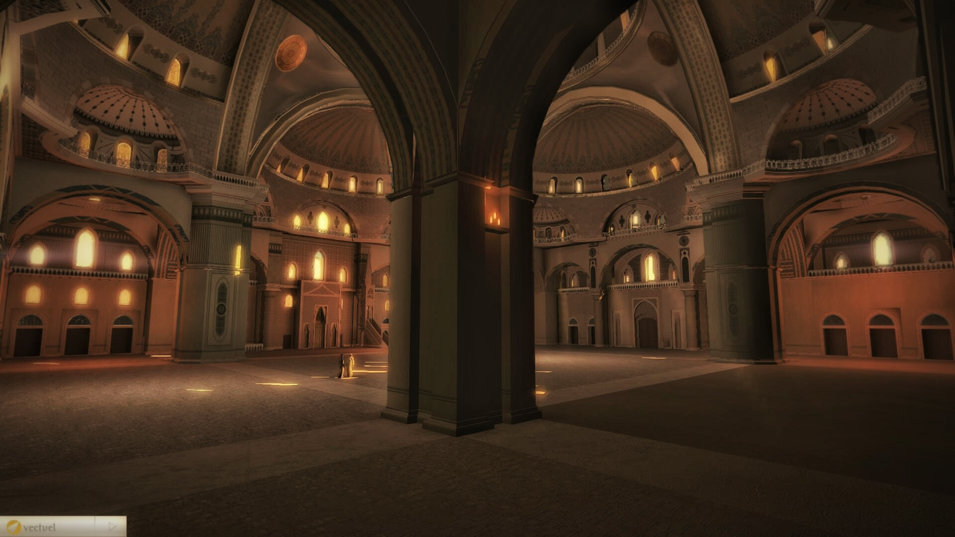 Grande mosquée Fujairah vue 7