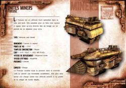 Broken Earth - Unités Miners 4