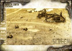 Broken Earth - Scène de jeu Burners 2