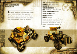 Broken Earth - Unités Burners 3