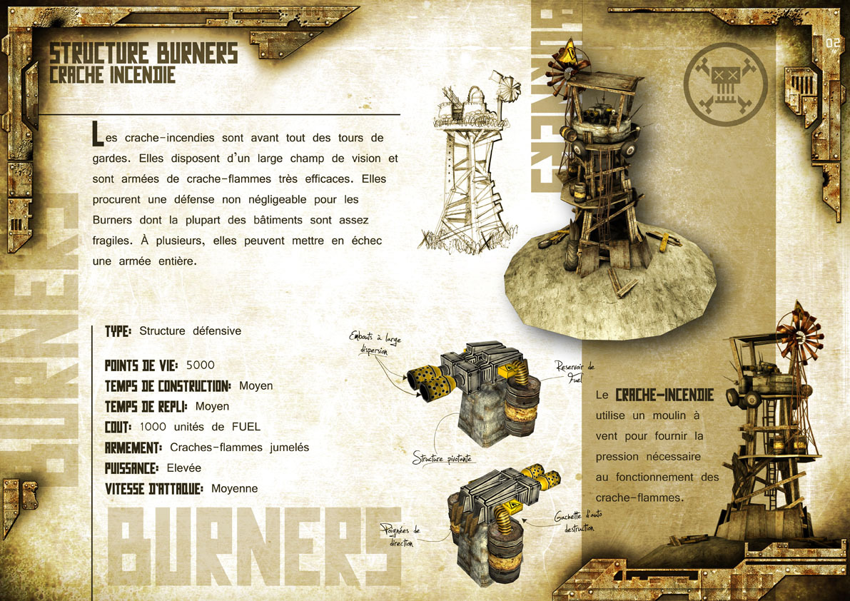 Broken Earth - Batiments Burners 4