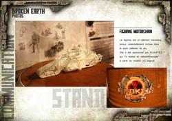 Broken Earth - Figurine