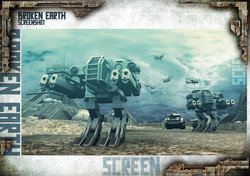 Broken Earth - Scène de jeu United Forces 1