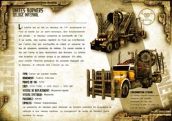 Broken Earth - Unités Burners 5
