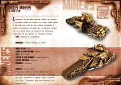 Broken Earth - Unités Miners 1