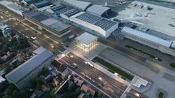 Le Bourget aéroport vue 9