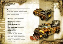 Broken Earth - Unités Burners 4
