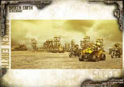 Broken Earth - Scène de jeu Burners 1