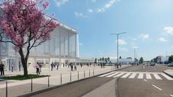 Le Bourget aéroport vue 4