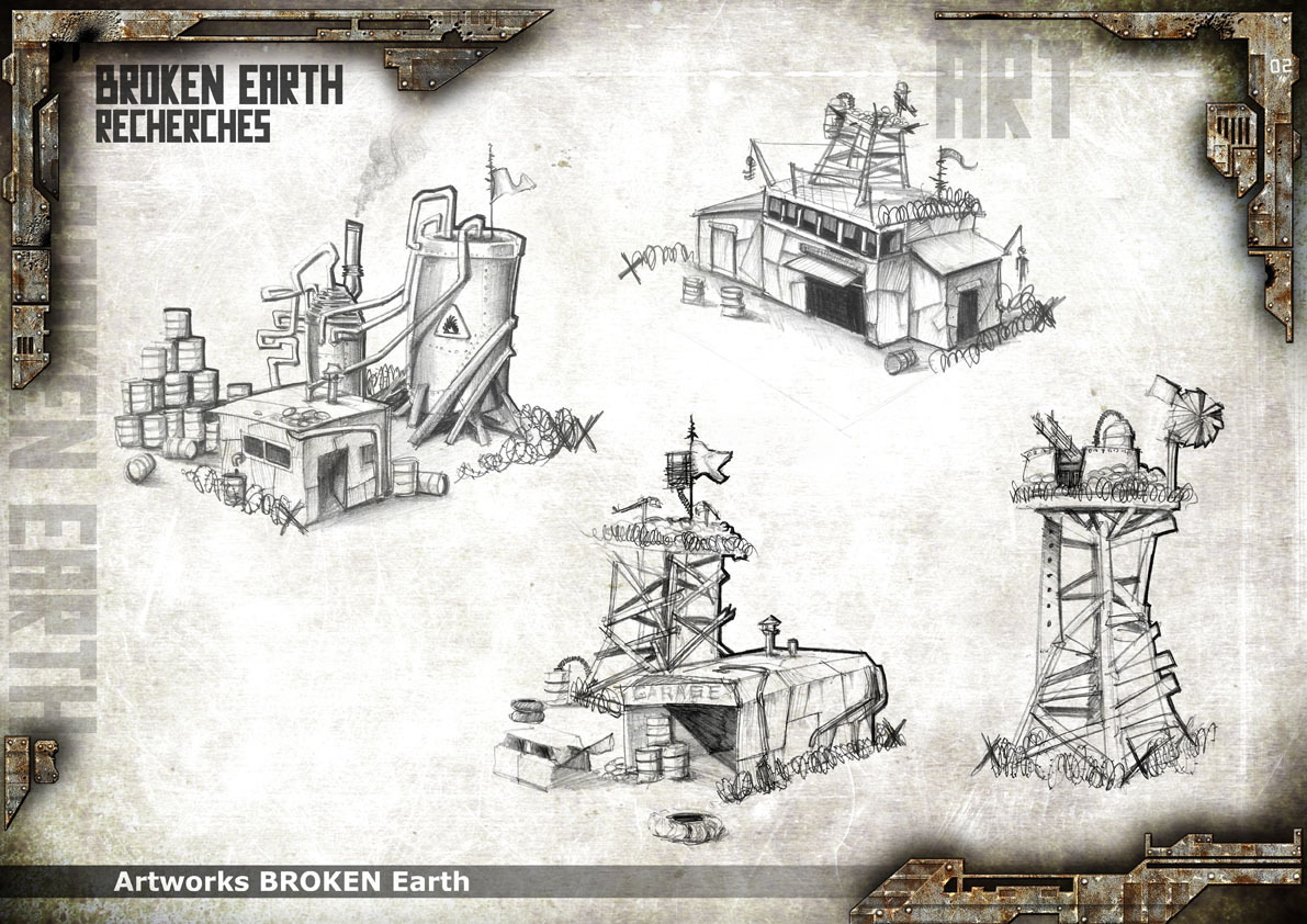 Broken Earth - Concept Art 4