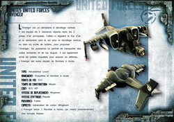Broken Earth - Unités United Forces 1