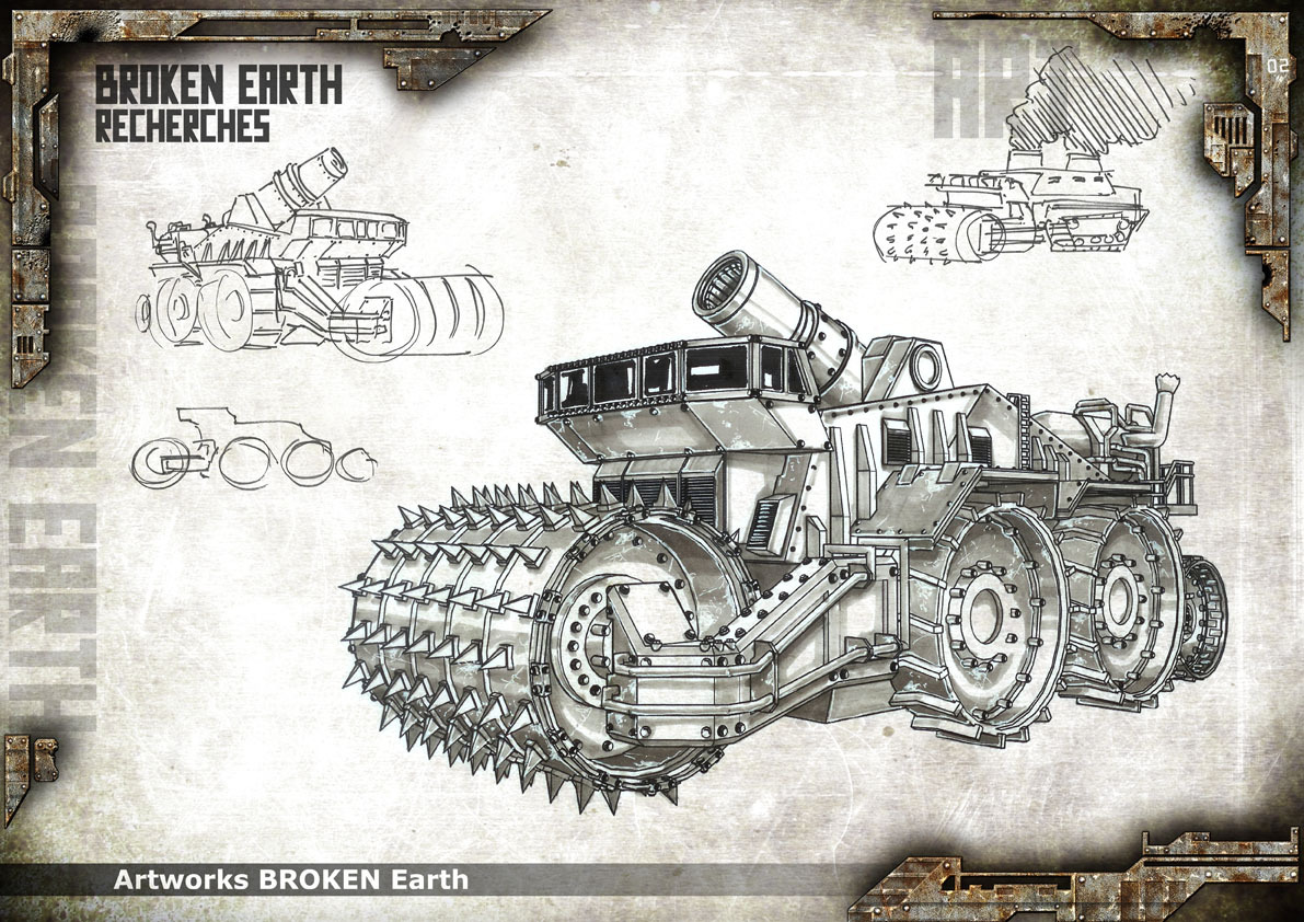 Broken Earth - Concept Art 10