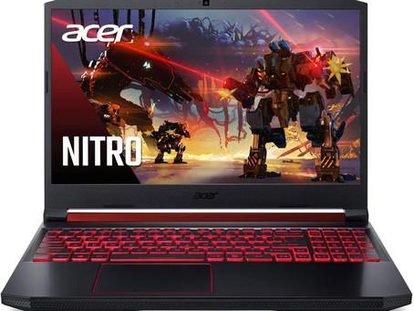 "Acer Nitro 5 Gaming Laptop, 9th Gen Intel Core i7-9750H, NVIDIA GeForce RTX 2060, 15.6"" Full HD IPS"