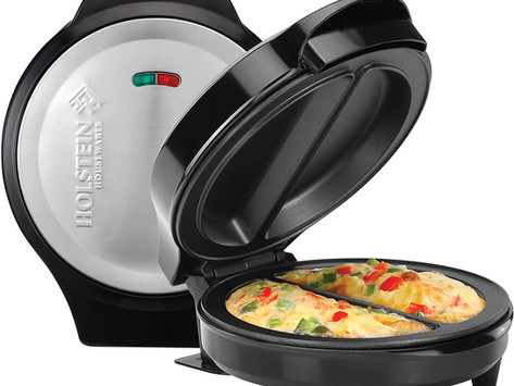 Holstein Housewares HH-0937012SS Omelet Maker