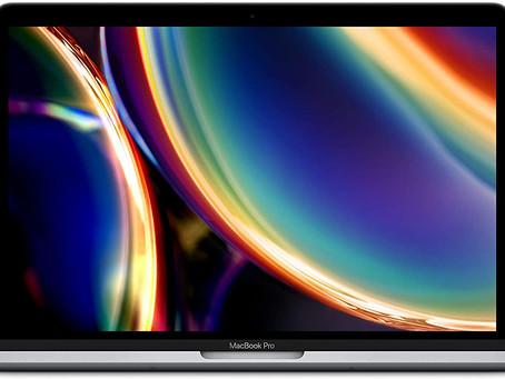 Apple MacBook Pro with Intel Processor (13-inch, 16GB RAM, 1TB SSD Storage)