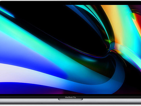 New Apple MacBook Pro (16-inch, 16GB RAM, 1TB Storage, 2.3GHz Intel Core i9)
