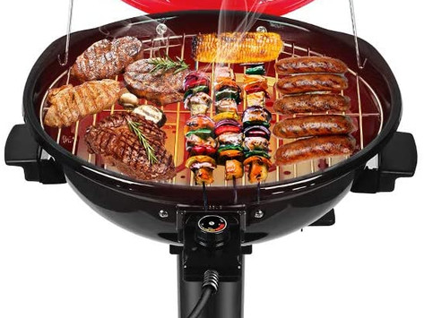 Techwood Electric BBQ Grill