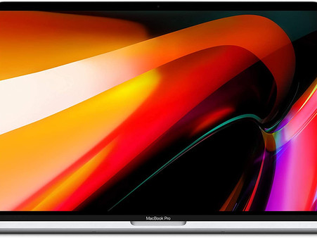 New Apple MacBook Pro (16-inch, 16GB RAM, 512GB Storage, 2.6GHz Intel Core i7)