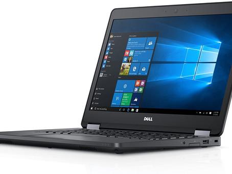 Fast Dell Latitude E5470 HD Business Laptop Notebook PC Intel Core i5-6300U