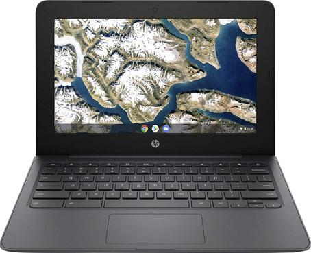 "Newest Flagship HP Chromebook, 11.6"" HD (1366 x 768) Display, Intel Celeron Processor N3350"